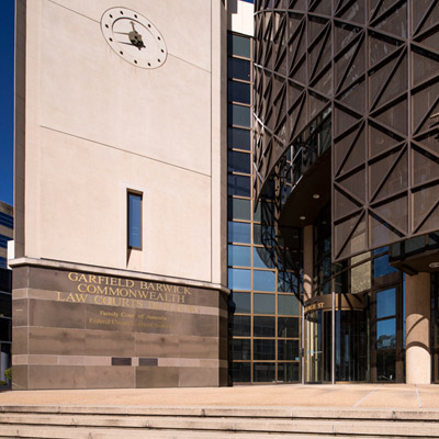 Federal Circuit Court of Australia building