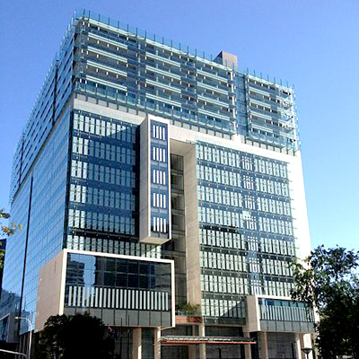 Supreme and District Court of Queensland building