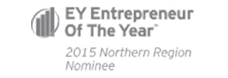 EY Entrepreneur of the Year - 2015 Northern Region Nominee